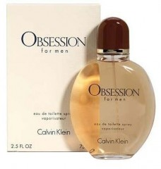CALVIN KLEIN Obsession Men EDT spray 30ml
