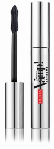 Vamp Mascara Extreme tusz do rzęs 010 Black 12ml