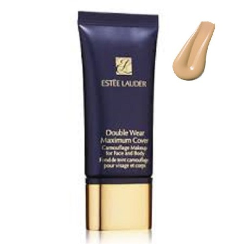 Double Wear Maximum Cover Camouflage Makeup For Face And Body podkład kryjący SPF15 07 1N3 Creamy Vanilla 30ml