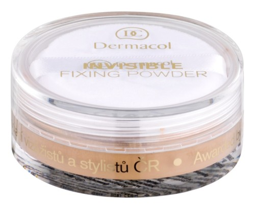 Invisible Fixing Powder utrwalający puder transparentny Natural 13g